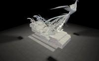 Away3d obj格式模型加载与展示