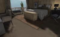 web3d — 卧室场景