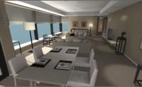 web3d — 客厅场景