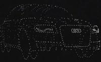 Audi微型站点 — 粒子形式的网站