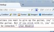 HTML 标记与文档结构