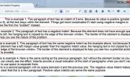 CSS中的字体和文本