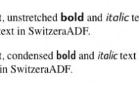 CSS权威指南(第四版)读书笔记——第5章 字体之一